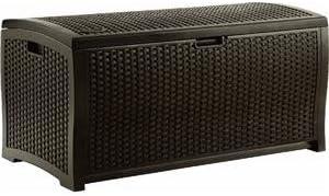 Suncast DBW9200 99-Gal. Deck Box