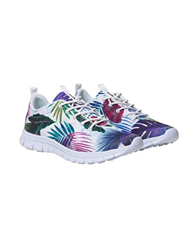 running Patching Shoes Desigual blanco Basses Blanc Bio 1000 Femme Sneakers AqBAUTx
