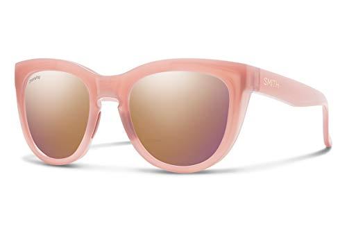Smith Sidney Chromapop Polarized Sunglasses, Coffee, Chromapop Polarized Rose ()