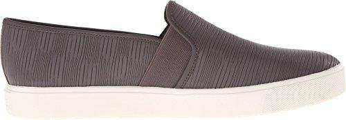 Vince Womens Blair 5 Fashion Sneaker Darksmoke Calf Leather Jxkps