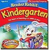 Software : Reader Rabbit Kindergarten Classic (Jewel Case)