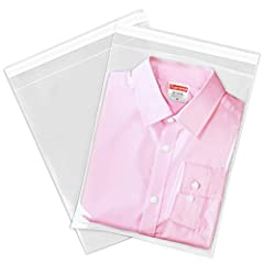 Our Spartan Industrial cellophane bags are 1.5 Mil thick and thus perfect for packaging all types of merchandise and products. Not only do our bags give a very premium feel to your merchandise, but the cello bags are also very easy to package...