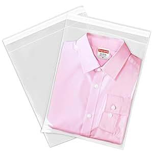 Amazon.com: Cellophane - Bolsas de celofán para ropa (100 ...