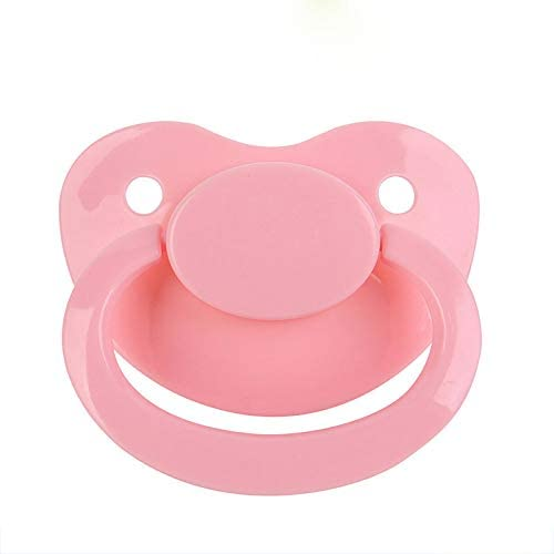 TEN@NIGHT Adult Pacifier Size Dummy ABDL Silicone Pacifier Adult Nipple Green