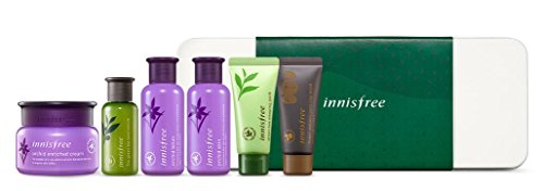 [Innisfree] The best of innisfree orchid enriched collection Gift Set With Special Tin Case Limited Edition