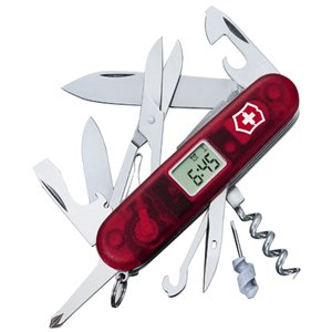 Victorinox Swiss Army Voyager Lite Multi-Tool (Ruby)