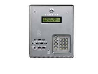 Linear AE-100 LLC Multi Tenant Telephone Ent System