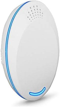 マウス蚊ゴキブリペットと子供のための安全な超音波害虫のリペラ電子プラグインで虫除け害虫駆除 (Color : As Show, Plug Type : EU)