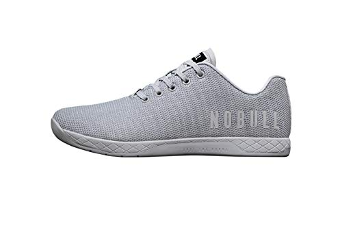 NOBULL Men's Grey Heather Trainer 10.5 US