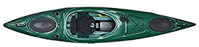 enduro12angler Riot Kayaks Enduro 12 Angler Kayak, Forest Green by Kayak Distribution