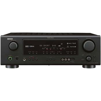 amazon com denon avr 687 7 1 channel home theater receiver rh amazon com Denon AVR 687 Specs denon avr 687 owners manual