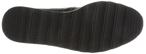 Tamaris Damen 24712 Schwarz Black Slipper rSFrwq8