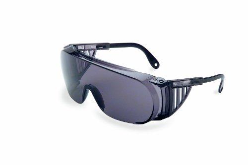 Uvex S0280X Ultra-spec 2000 Safety Eyewear, Gray Frame, Gray