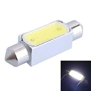 36mm 3W 150LM 150LM 6000K blanco LED para el coche Lámpara de lectura (DC12V, 1pcs)