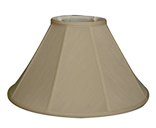 Empire Finish Table - Royal Designs Empire Lamp Shade - Beige - 7 x 20 x 12.5
