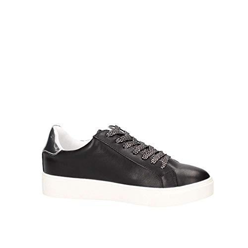 Femme Gattinoni Roma Noir Sneakers Penml0881wca 4FtqF