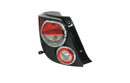 Chevy Sonic Driver Side Replacement Tail Light