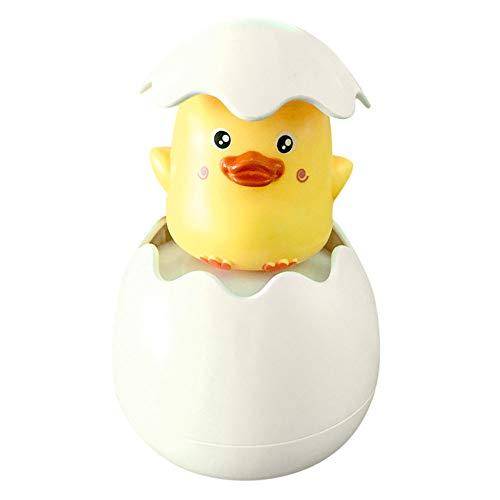 Willow SSpray Duck Sprinkling Eggs Baby Hand Presure Water Children's Bathroom Bath Lovely Can