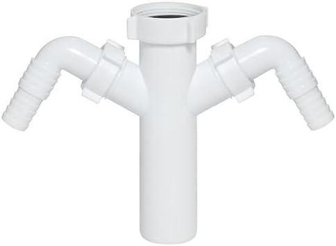 Conector para tubería de drenaje de desagüe 1 1/2