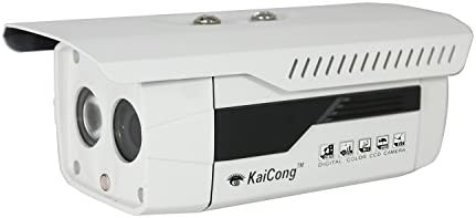 Kaicong Sip1501 Outdoor Analog Digital Camera Hybrid Mode 2 in 1 Megapixel HD Camera 1280*720p 600TVL IP65