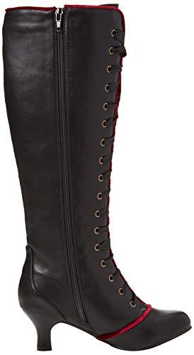 Up Alti black Donna Boots Diva A Stivali Lace Joe Nero Browns Divine q0w7ngxIa1