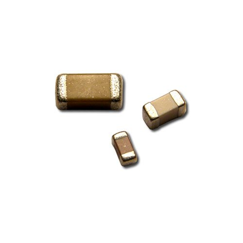 (Vishay-BCComponents 10pF 50V SMD (Surface Mount) Ceramic Capacitor 0603 NPO 5% (Continuous strip of 100))