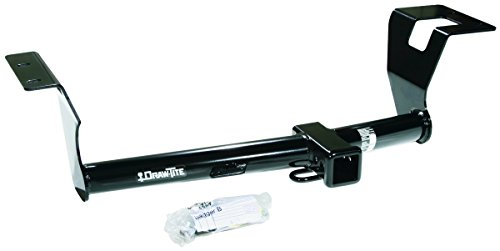 Draw-Tite 75547 Max-Frame Class III 2'' Round Receiver Hitch by Draw-Tite