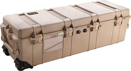 Pelican 1740 Case With Foam (Desert Tan)