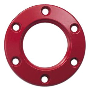Sparco 01598RS Red Powdercoated Steering Wheel Ring