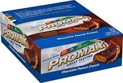 Promax Energy Bar, Chocolate Peanut Crunch, 2.64-Ounce Bars ( Value Bulk Multi-pack)