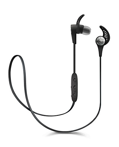 Jaybird X3 in-Ear Wireless Bluetooth Sports Headphones %u2013 Sweat-Proof %u2013 Universal Fit %u2013 8 Hours Battery Life %u2013 Blackout