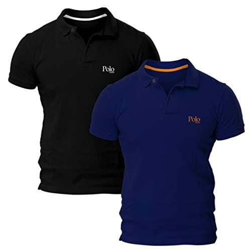Duas Camisas Polo Piquet Regular
