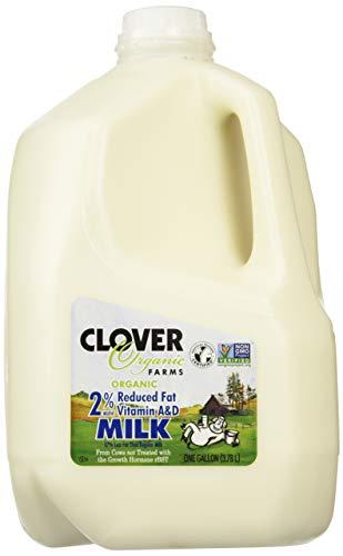 Clover Sonoma, Organic 2% Reduced Fat Milk, Gallon, 128 oz