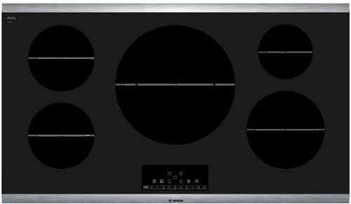 cooktop induction bosch - 7
