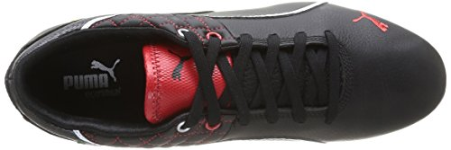 Puma Drift Cat 6 Sf Flash, sneakers da unisex adulto Nero (Schwarz (Black-rosso Corsa 02))