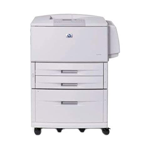 Amazon com: Certified Refurbished HP LaserJet 9050DN 9050