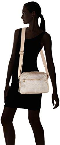 Mujer Gris Tracolla Shoppers de hombro Light Mandarina bolsos y Md20 Taupe Duck qZwFxTR