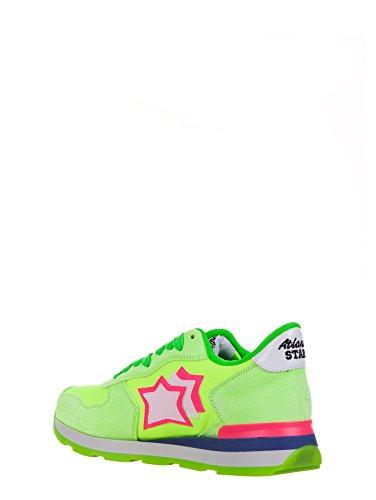 Atlantic Stars , Baskets pour femme vert vert