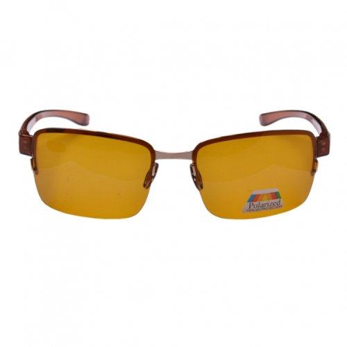 Eyekepper Gafas Polarizadas de Lente de 1.1mm Ámbar para Conducción Nocturna