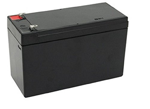 ement Battery - 12 volt 7ah (amp hour) ()