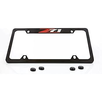 Amazon Com Chevrolet Silverado License Plate Frame