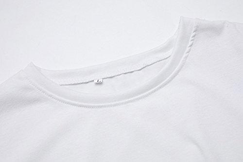 Kpop BTS Unisex T-Shirt Suga Jimin Jungkook V Tee Love Yourself Tear Shirt by CHAIRAY (Image #4)'