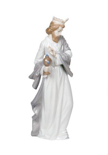 Nao King Gaspar w/ Cup Figurine by NAO