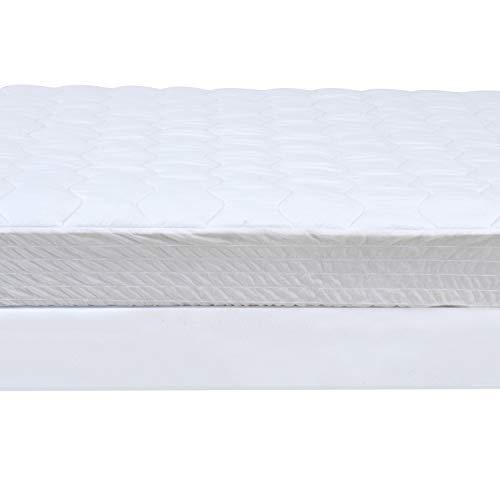 Mainstays Extra-Thick Mattress Pad 7.5ounce Fill in (Mainstays Nylon Bath)