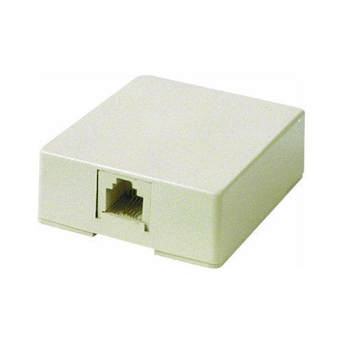 (RCATP265 - RCA TP265 TP265N Modular Wall Jack)