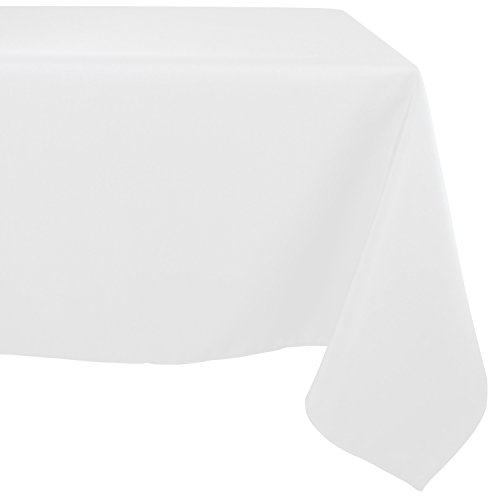DII Polyester Commercial Resistant Tablecloth