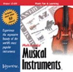 Multimedia Musical Instruments