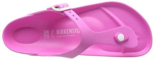Birkenstock Gizeh Eva - Sandalias de dedo Mujer Rosa - Pink (Neon Pink)