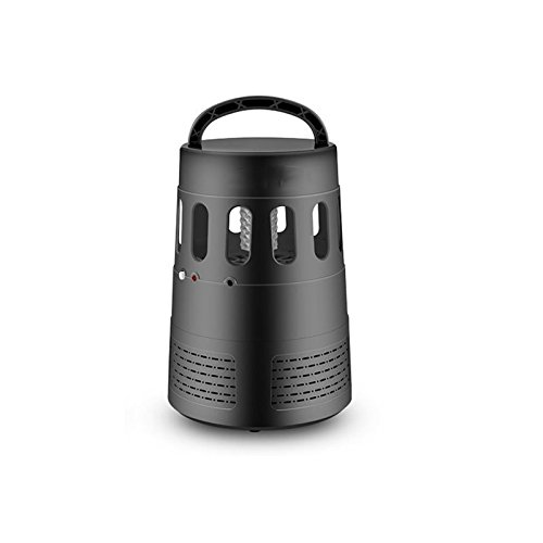BLACK FORWIN US- Mosquito Killer Light Catalyst Caterpillar Household No Radiation Mute Electronic Mosquito Repellent Mosquito Insecticidal Lamp USB Interface Mosquito Repellent