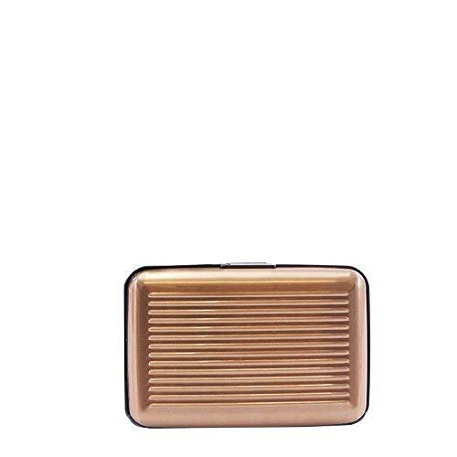 Haute Royal Card Hard for Unisex Blue Diva Bronze Holder Case qcUqR7nx